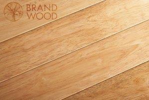 Экзотический паркет Brand Wood, Гевея лак