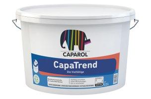 Краска интерьерная Caparol CapaTrend B1 (12,5 л)