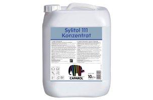 Грунтовочное средство Caparol Sylitol Konzentrat 111 (10 л)