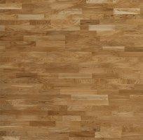 Паркетная доска Focus Floor, Дуб Libeccio High Gloss 3-х пол.
