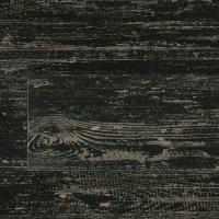 Виниловая плитка LG Decotile, Сосна окрашенная черная DSW 2367