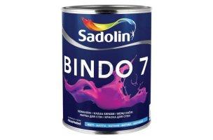 Краска моющаяся Sadolin BINDO 7 (2,5 л)