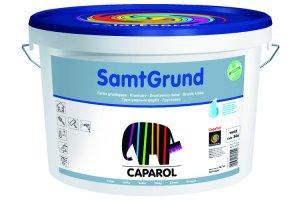 Грунтовочная краска Caparol SamtGrund B1 белая (2,5 л)