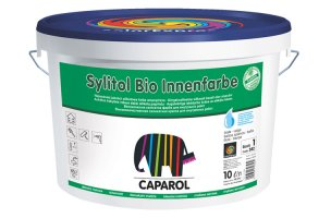 Краска интерьерная Caparol Sylitol Bio Innenfarbe B1 (10 л)