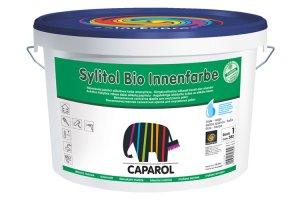 Краска интерьерная Caparol Sylitol Bio Innenfarbe B1 (2,5 л)