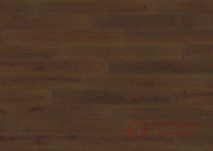 Паркетная доска Karelia, колл. Essence, Дуб Story 138 Cinder Dark 1-но пол. фото №1