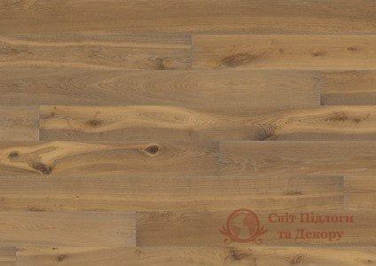 Паркетная доска Karelia, колл. Impressio, Дуб Story 187 Smoked Sandstone Naturae 1-но пол. фото №1