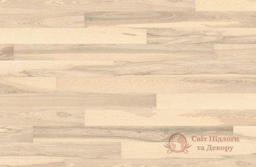 Паркетная доска Haro, Ясень песочно-белый универсал 535452, 1-но пол. фото №1