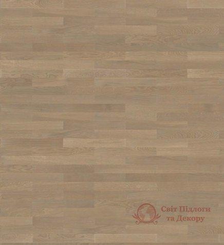 Паркетная доска Haro, колл. Allegro 4000 Strip, Дуб песочный серый 540134 фото №1