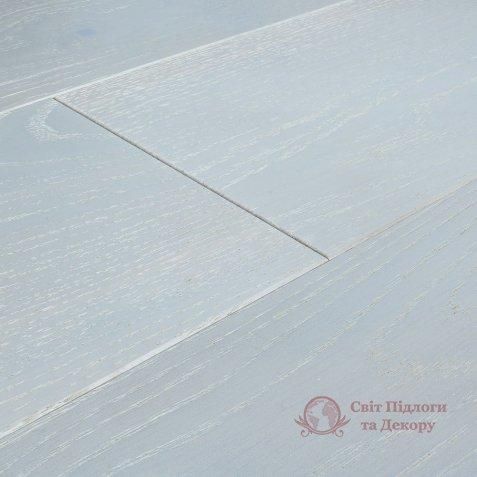 Инженерная паркетная доска White Wood Дуб Натур арт. №722 фото №2