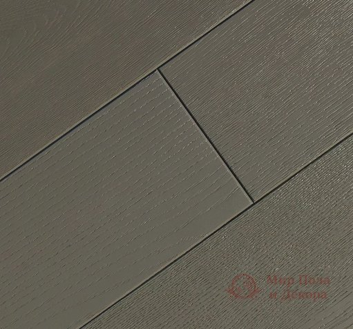 Инженерная паркетная доска Віковий дуб, Дуб рустик арт. 0063 фото №2