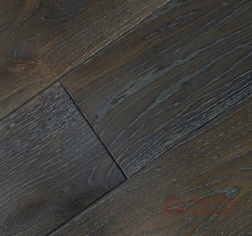 Инженерная паркетная доска Віковий дуб, Дуб рустик арт. 0068 фото №2