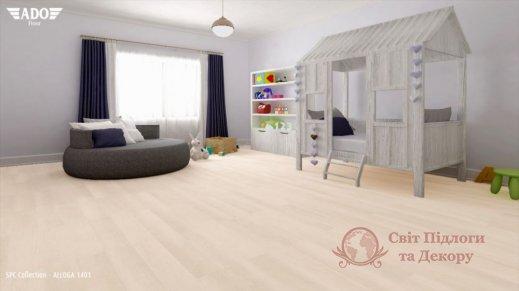 Виниловая плитка SPC Ado Floor Fortika, Alloga 1401 фото №2