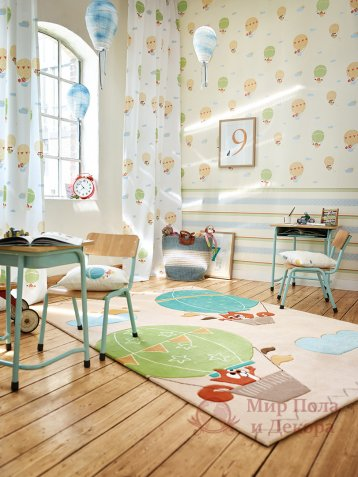 Обои AS Creation, колл. Esprit Kids 4 арт. 30295-3 фото №2