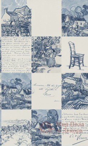 Обои BN, колл. Van Gogh 2 арт. 220031 фото №1
