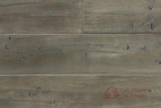 Паркетная доска Brand Wood, Гевея Ash Grey гладкая 1-но пол. фото №1