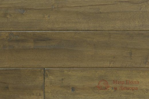 Паркетная доска Brand Wood, Гевея Oliva гладкая 1-но пол. фото №1