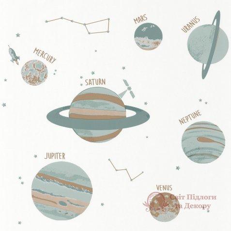 Обои Caselio, колл. Our Planet арт. 101907102 фото №1