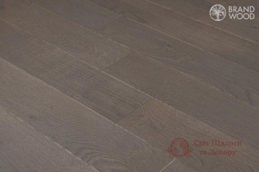 Паркетная доска Brand Wood, Дуб Серый D80 (средний) фото №2