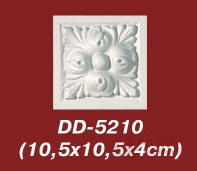 Квадрат дверного обрамления Decomaster арт. DD 5210 фото №1