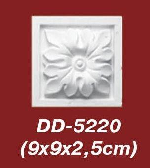 Квадрат дверного обрамления Decomaster арт. DD 5220 фото №1