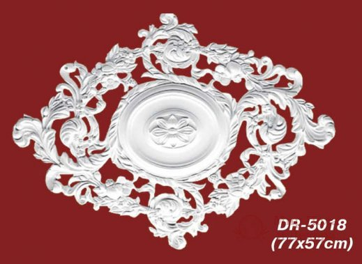 Потолочная розетка Decomaster арт. DR 5018 фото №1
