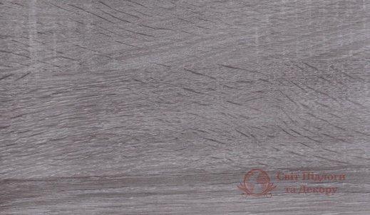 Плинтус мдф Суперпрофиль Дуб Саном серый 55x19 фото №1