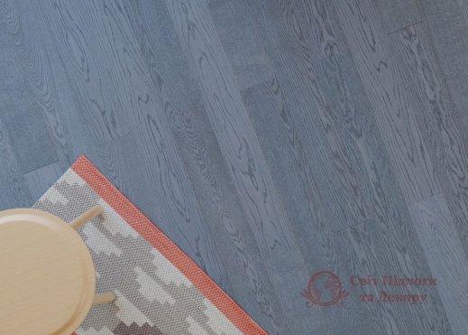 Паркетная доска Rezult, Дуб Эйгер 1-но пол. фото №3