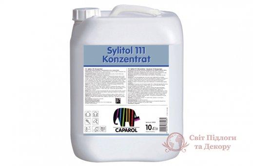 Грунтовочное средство Caparol Sylitol Konzentrat 111 (10 л) фото №1