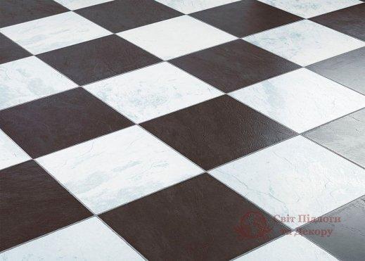 Ламинат Faus, колл. Industry Tiles, Chess Black DRFB фото №1