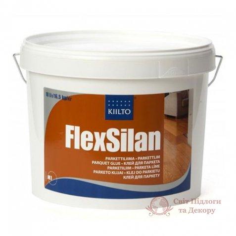 Паркетный клей Kiilto Flexsilan (16,5 кг) фото №1