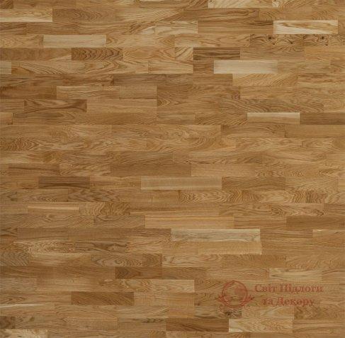 Паркетная доска Focus Floor, Дуб Libeccio High Gloss 3-х пол. фото №1
