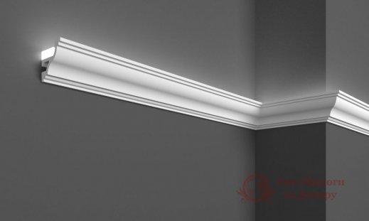 Карниз под LED освещение Grand Decor, арт. KH 905 фото №1