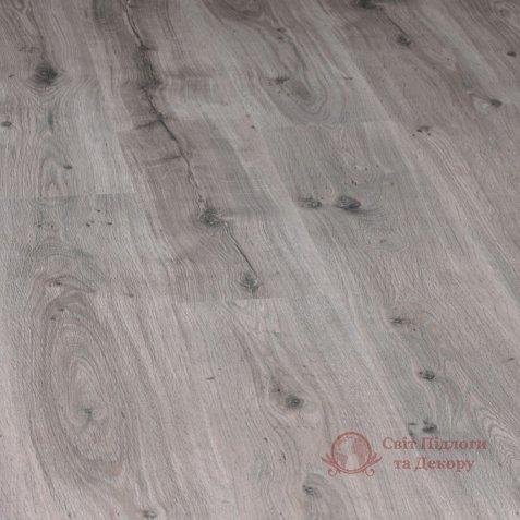 Ламинат Grandeco, колл. Maximum, Дуб Серебристо-серый 3754 фото №1
