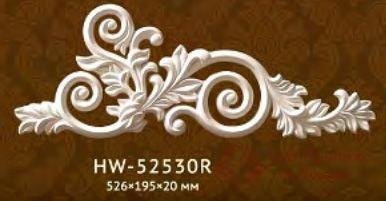 Фрагмент орнамента Classic Home арт. HW-52530R фото №1