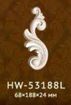Фрагмент орнамента Classic Home арт. HW-53188L фото №1
