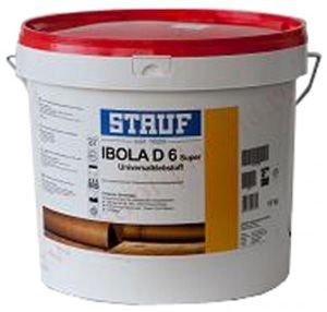 Быстровысыхающий универсальный клей Ibola D6 Super (15 кг) фото №1