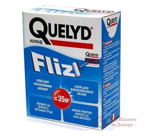 Клей для флизелиновых обоев Quelyd Fliz (300 г) фото №1