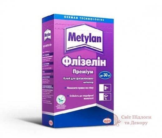 Клей для обоев Metylan флизелин (250 г) фото №1