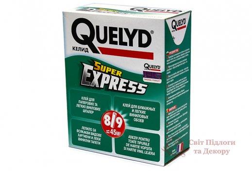 Клей для бумажных обоев Quelyd Super Express (250 г) фото №1