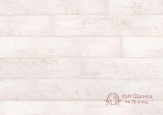 Ламинат Quick Step, колл. Classic, Доска тика освещен. бел. CLM 1290 фото №1