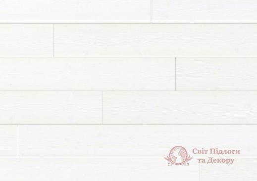 Ламинат Quick Step, колл. Impressive, Доска белая IM 1859 фото №1