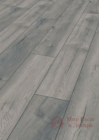 Ламинат Kronotex, колл. Exquisit, Дуб Петерсон серый D 4765 фото №1