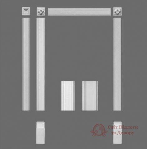 Блок Orac Decor, колл. Luxxus арт. D200 фото №2