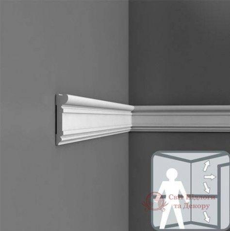 Дверное обрамление Orac Decor, колл. Luxxus арт. DX119 фото №1