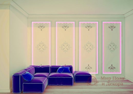 Комплект орнаментов Art Decor арт. A 700 L/R (2 шт) фото №3