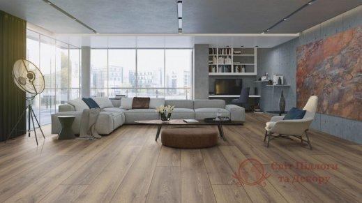 Ламинат My Floor, колл. Residence, See Eiche Braun ML1022 фото №2
