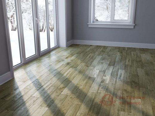 Паркетная доска Brand Wood, Гевея Oliva гладкая 1-но пол. фото №2
