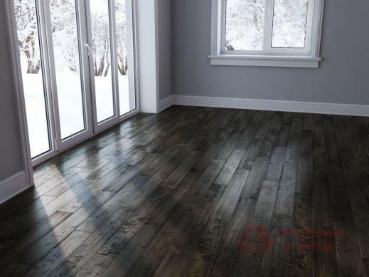 Паркетная доска Brand Wood, Гевея Pitachio гладкая 1-но пол. фото №2