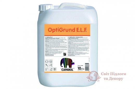 Грунтовочное средство Caparol Optigrund (10 л) фото №1